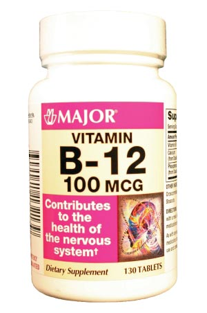 MAJOR VITAMIN B : 700433 EA