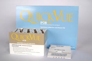 QUIDEL QUICKVUE iFOB TEST KIT : 20204 KT