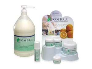 SOMBRA PAIN RELIEVING WARM THERAPY : 080 EA $13.53 Stocked