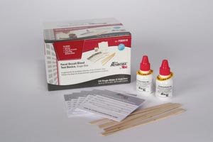PRO ADVANTAGE FECAL OCCULT BLOOD TESTS : P080018 BX $32.16 Stocked