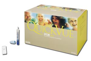 QUIDEL QUICKVUE iFOB TEST KIT : 20194 KT $214.83 Stocked