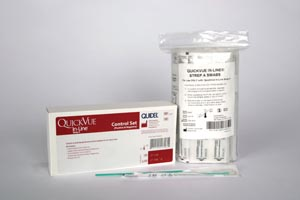 QUIDEL QUICKVUE IN-LINE STREP A KIT : 0347 PK                       $19.70 Stocked