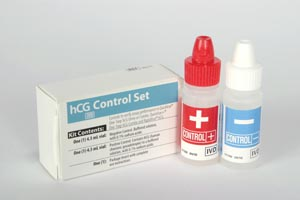 QUIDEL HCG CONTROL SETS : 0272 EA                       $26.92 Stocked