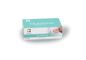 QUIDEL QUICKVUE RESPIRATORY SYNCYTIAL VIRUS (RSV) : 20193 KT                     $268.67 Stocked