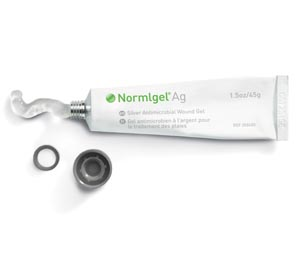 MOLNLYCKE NORMLGEL AG WOUND GEL : 350450 CS                       $809.25 Stocked