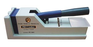 TIGER MEDICAL PILL CRUSHER : PCT001 EA             $62.30 Stocked