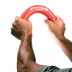 HYGENIC/THERA-BAND FLEXBAR RESISTANCE BARS : 26102 CS $235.87 Stocked