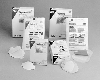 3M™ TEGADERM™ TRANSPARENT FILM DRESSING : 1626W BX                $78.84 Stocked