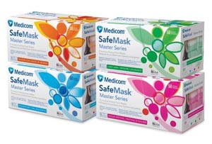 MEDICOM SAFEMASK MASTERS SERIES MASKS : 2050 BX                  $9.41 Stocked