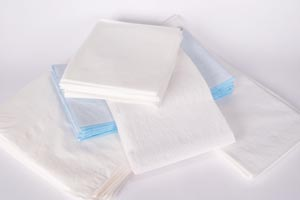 TIDI ALL TISSUE PATIENT DRAPE SHEET : 918321 CS