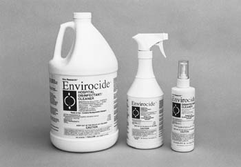METREX ENVIROCIDE HOSPITAL SURFACE & INSTRUMENT DISINFECTANT/CLEANER : 13-3300 GA             $33.38 Stocked