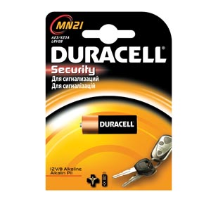 DURACELL� COPPERTOP� ALKALINE RETAIL BATTERY WITH DURALOCK POWER PRESERVE� TECHNOLOGY : MN21BPK BX $5.90 Stocked