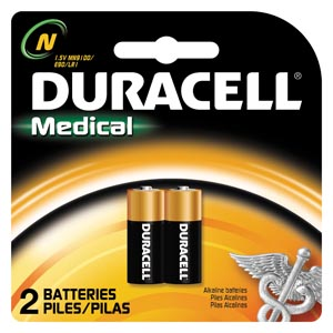 DURACELL� PHOTO BATTERY : MN9100B2PK BX $12.55 Stocked