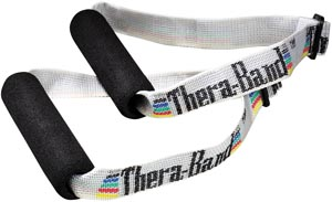 HYGENIC/THERA-BAND ELASTIC RESISTANCE ACCESSORIES : 22120 PR $8.65 Stocked