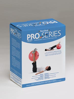 HYGENIC/THERA-BAND PRO SERIES SCP™ EXERCISE BALLS : 23015 CS