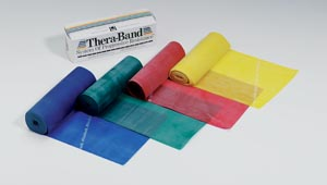 HYGENIC/THERA-BAND PROFESSIONAL RESISTANCE BANDS : 20020 EA               $10.20 Stocked
