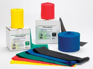 HYGENIC/THERA-BAND PROFESSIONAL RESISTANCE BANDS : 20364 EA                       $62.94 Stocked