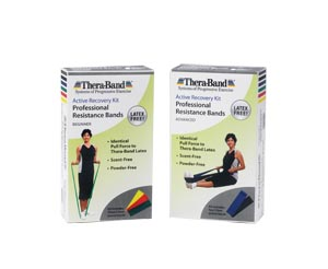 HYGENIC/THERA-BAND PROFESSIONAL RESISTANCE BANDS : 20380 CS                       $134.00 Stocked