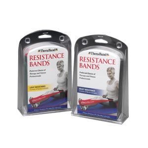 HYGENIC/THERA-BAND PROFESSIONAL RESISTANCE BANDS : 20403 PK $10.44 Stocked
