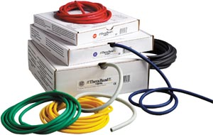 HYGENIC/THERA-BAND PROFESSIONAL RESISTANCE TUBING : 21160 EA                       $69.22 Stocked