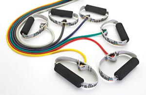 HYGENIC/THERA-BAND PROFESSIONAL RESISTANCE TUBING : 21733 EA $17.00 Stocked
