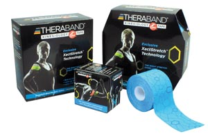 HYGENIC/THERA-BAND KINESIOLOGY TAPE : 12747 RL $9.15 Stocked