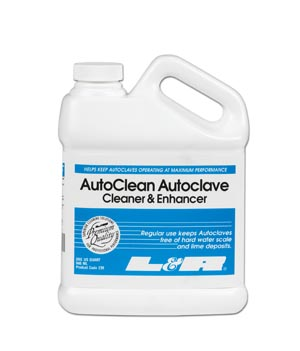 L&R AUTOCLEAN AUTOCLAVE CLEANER : 239 BTL      $24.92 Stocked
