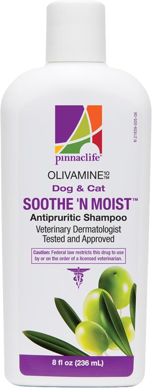 PINNACLIFE SOOTHE 'N MOIST ANTIPRURITIC SHAMPOO : 77801 CS    $109.12 Stocked