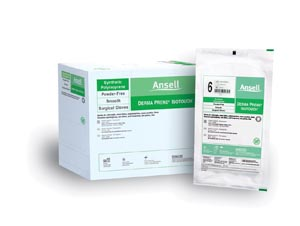ANSELL GAMMEX NON-LATEX PI SURGICAL GLOVES : 20685255 BX