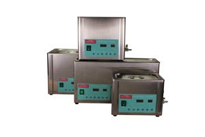BRANDMAX TRI-CLEAN ™ ULTRASONIC CLEANERS : U-20LHREC EA $2587.00 Stocked