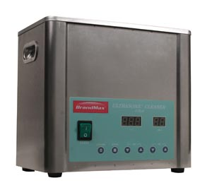 BRANDMAX TRI-CLEAN ™ ULTRASONIC CLEANERS : U-5LH EA             $570.70 Stocked