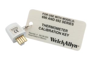 WELCH ALLYN SURETEMP THERMOMETER ACCESSORIES : 06138-000 EA                       $72.05 Stocked