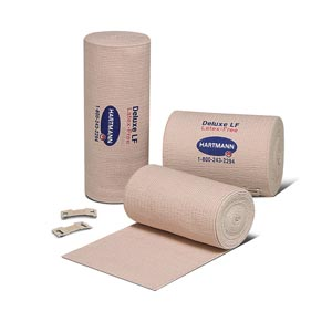 HARTMANN USA DELUXE 480 LF ELASTIC BANDAGES : 38410000 BX $59.06 Stocked