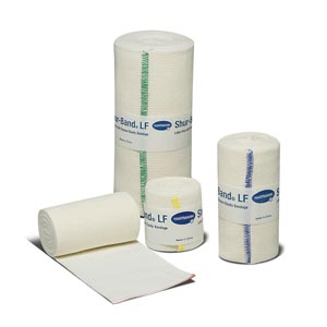 HARTMANN USA SHUR-BAND LF LATEX FREE SELF-CLOSURE ELASTIC BANDAGE : 59580000 BX    $13.57 Stocked