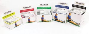 HYGENIC/THERA-BAND PROFESSIONAL RESISTANCE BANDS : 20950 CS $450.80 Stocked