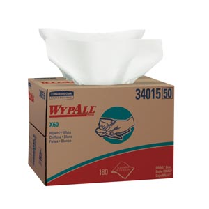 KIMBERLY-CLARK WYPALL TERI WIPERS : 34015 BX                       $16.37 Stocked