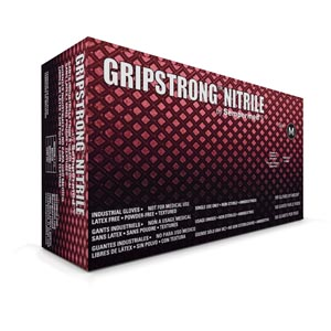 SEMPERMED GRIPSTRONG™ NITRILE GLOVES : GSNF103 BX              $4.46 Stocked