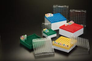 SIMPORT CRYOSTORE™ STORAGE BOXES : T314-581B EA                  $8.89 Stocked