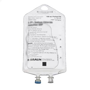 B BRAUN DEXTROSE INJECTIONS USP : S5104-5264 EA $1.86 Stocked