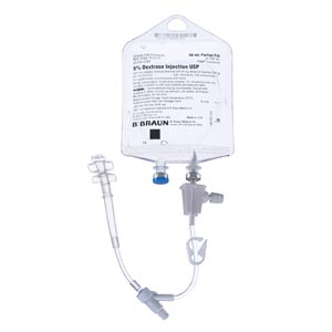 B BRAUN DEXTROSE INJECTIONS USP : S5104-5384 EA $1.86 Stocked