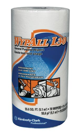 KIMBERLY-CLARK WYPALL WIPERS : 05843 CS $61.32 Stocked