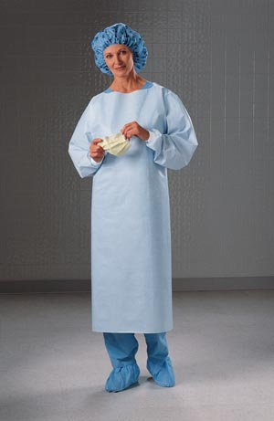 HALYARD IMPERVIOUS COMFORT GOWN : 69600 CS                       $195.00 Stocked