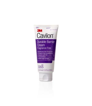 3M™ CAVILON™ DURABLE BARRIER CREAM : 3355 CS $70.82 Stocked
