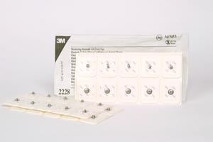 3M™ FOAM MONITORING ELECTRODES : 2228 BG                       $5.93 Stocked
