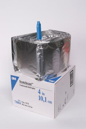 3M™ SCOTCHCAST™ CONFORMABLE ROLL SPLINT : 73004 BX $80.22 Stocked