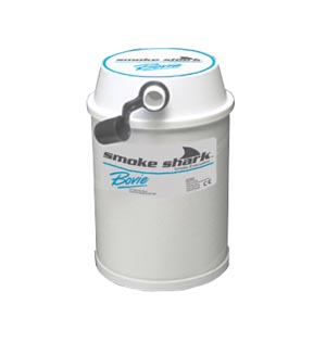 SYMMETRY SURGICAL SMOKE SHARK™ II SMOKE EVACUATOR : SF18 EA                       $216.71 Stocked
