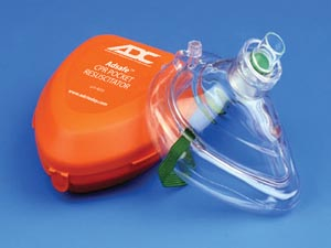 ADC ADSAFE™ CPR POCKET RESUSCITATOR : 4053 EA $5.15 Stocked