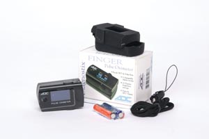 ADC DIAGNOSTIX™ 2100 DIGITAL FINGERTIP PULSE OXIMETER : 2100 EA $54.95 Stocked