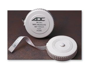 ADC WOVEN TAPE MEASURE : 396 EA                       $1.87 Stocked