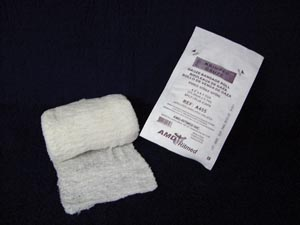 AMD MEDICOM KRIMPED GAUZE BANDAGE ROLLS : A455 CS                       $111.70 Stocked